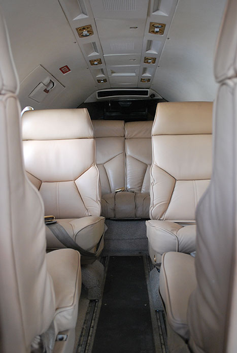 Zephyrjets Learjet 35