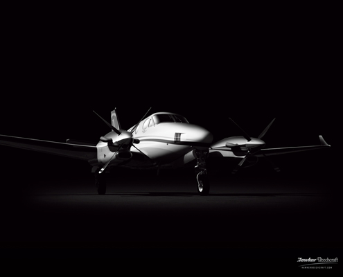 King air c90 gtx feature