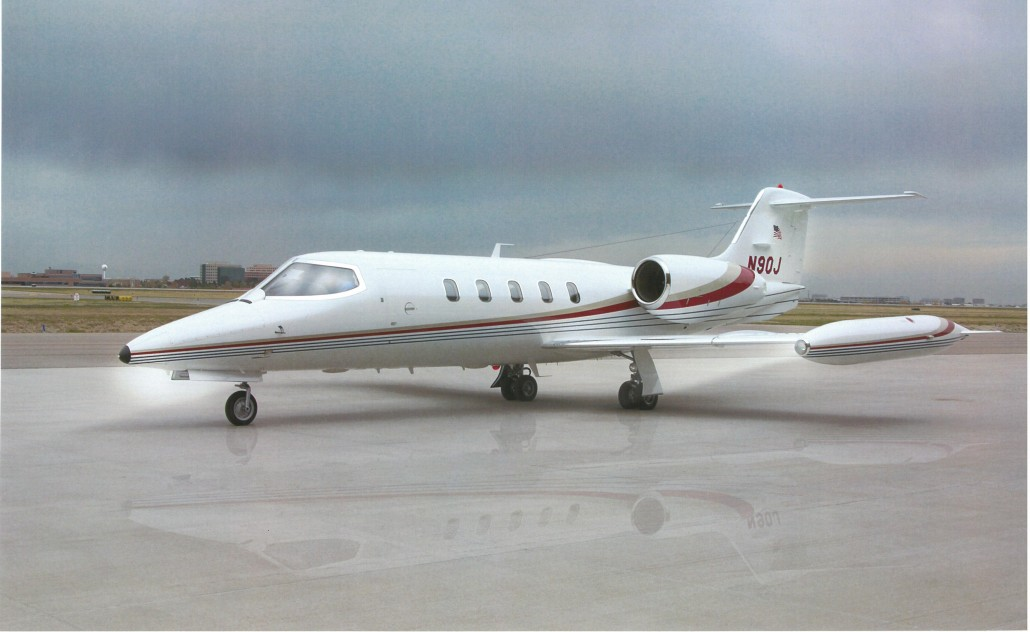 Private Jets For Rent >> ZephyrJets | Learjet 35A
